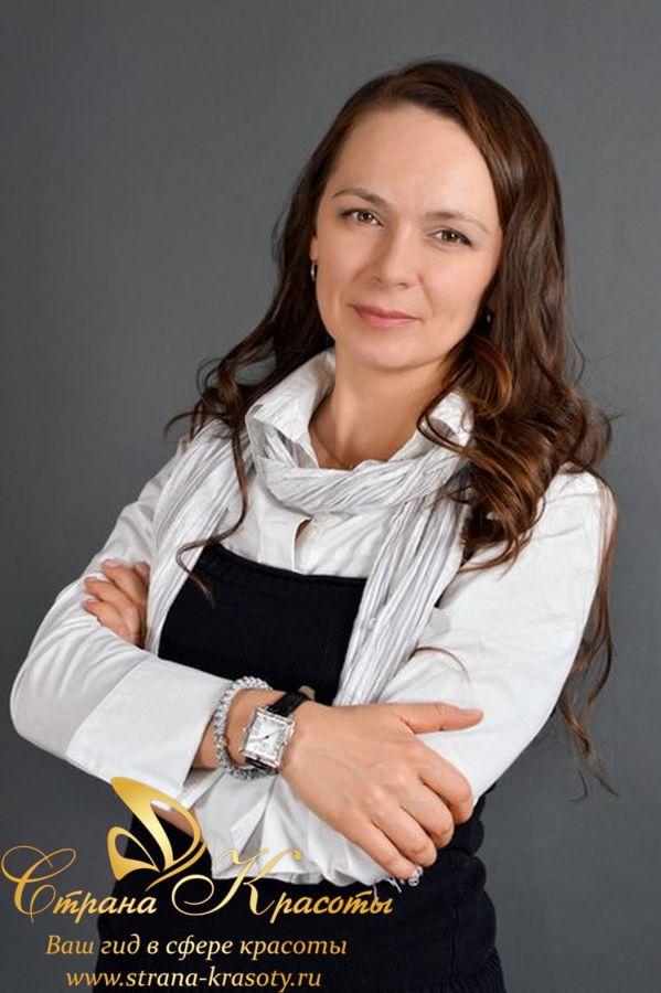 Ольга Кондратьева - косметическое отбеливание зубов