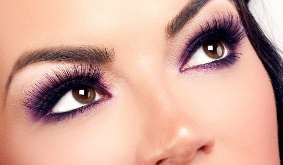 Макияж глаз: несколько штрихов для коррекции взгляда