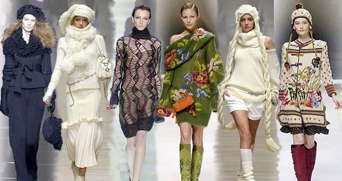 Тенденции моды осень-2010