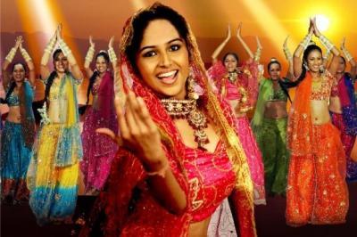 Народный Ансамбль Индийского Танца